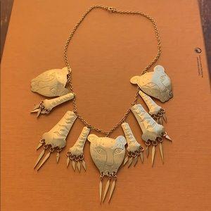 Brand New Gold St. Kilda Simba Necklace